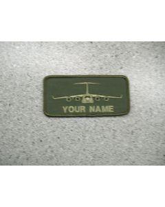 3291 302G - 429 Squadron Nametag LVG experimental