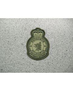 3292 95A - 424 Squadron Heraldic Crest LVG