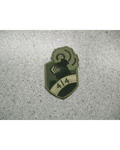3293 196A - 414 Squadron patch LVG