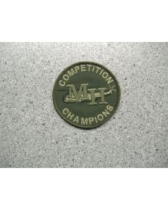 3335 174A - MH Competition Champion Patch LVG