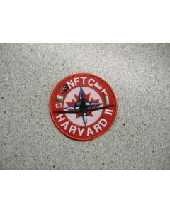 3400 172E - NFTC Harvard II International Patch