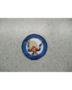 3434 108G - HMCS Calgary Helairdet Patch blue