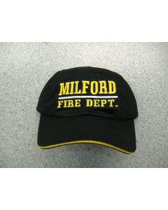 3435 - Milford Fire Dept Logo