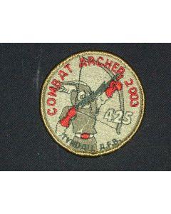 345 30J - Ex Combat Archer 2003