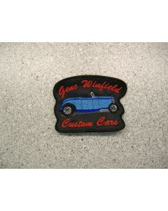 3466 - Gene Winfield Customs Cars patch