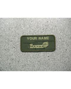 3472 194D - Chinook Nametag LVG