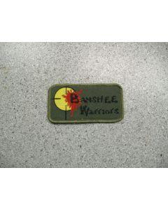 3473 43 - Banshee Warriors Patch LVG