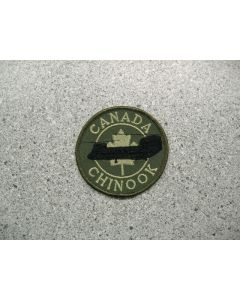 3474 178A - Canada Chinook Patch LVG