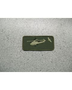 3485 177D - Central Flying School Nametag LVG - Griffon