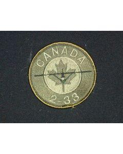 350 227E - Canada 2-33 Patch LVG