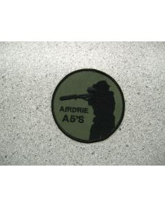 3587 - Airdrie A'5 Patch