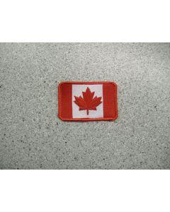 3609 179 A - Canadian flag 2 x 3