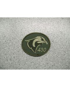 3611 209D - 430 Squadron Patch LVG