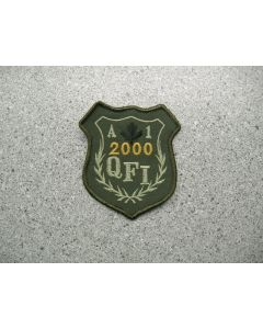 3621 208 A - A1 QFI 2000 Hours Patch LVG
