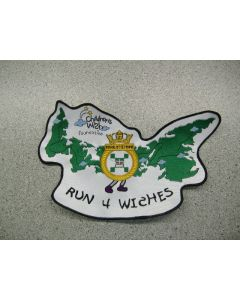 3654 - Run 4 Wishes Patch Large
