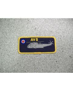 3674 61 - AVS Nametag