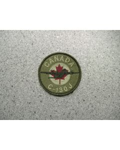 3820 207 D - Canada C-130J Patch LVG