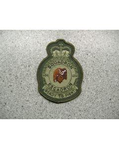 3902 221 A - 404 Squadron Heraldic Crest Coloured LVG