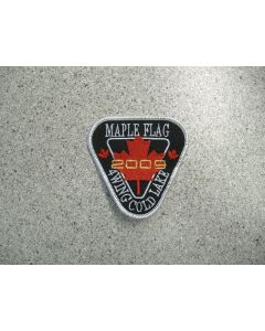 3948 - Maple Flag Patch