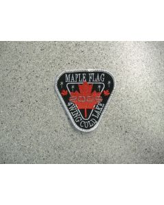 3954 709 E - Maple Flag Patch - Night Exercise
