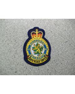 3969 214B - 427 Squadron Heraldic Crest