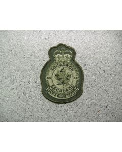3970 208 E - 427 Squadron Heraldic Crest LVG