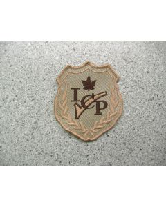 4000 - ICP Patch Tan