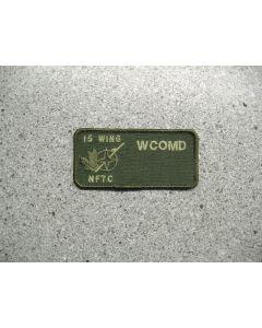 4042 68 - 15 Wing NFTC Nametag LVG - WCOMD