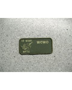 4043 - 15 Wing NFTC Nametag LVG - WCWO