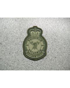 4081 226C - 400 Squadron Heraldic Crest LVG