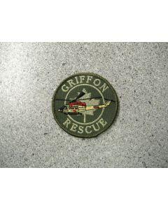 4102 226 E - 424 Squadron Rescue Patch LVG