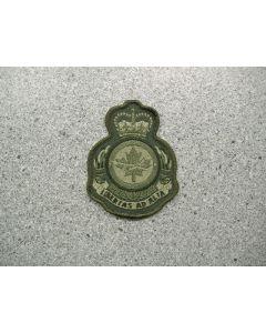 4127 191 A - Eastern Region Gliding School Heraldic Crest LVG