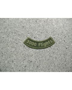 4136 215 D - 3000 Flights Shoulder Flash LVG