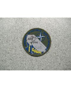 4205 229D - 425 Squadron Battle of Honours Kosovo 1999 Patch
