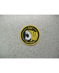 4318 195 B - 424 Squadron Patch