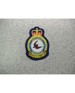 4322 - 412 Squadron Heraldic Crest