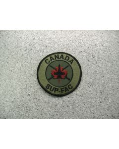 4324 131A - Canada SUP-FAC Patch LVG
