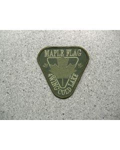 4362 - Maple Flag Patch LVG