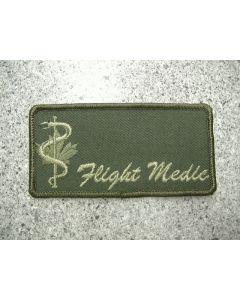 4365 239 E - Flight Medic Nametag LVG