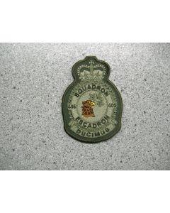 4463 149 D - 405 Squadron Heraldic Crest Coloured LVG