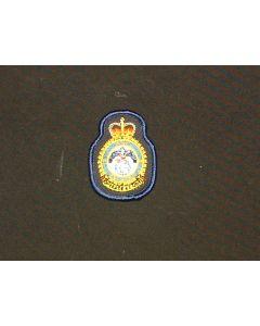 447 - 14 Wing Heraldic Crest - Mini
