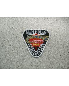 Maple Flag Patch - Centennial of flight patch