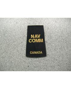 4498 SO19 - Slip-ons Positions - NAV COMM