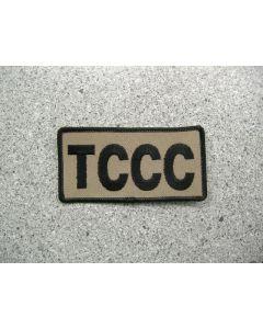 4523 148F - TCCC Patch Tan