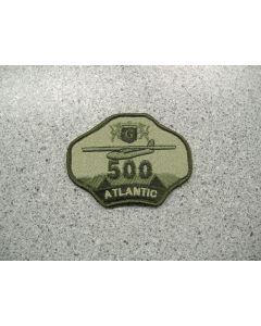 4570 144D - Atlantic Glider 500 Patch LVG