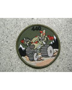 4614 206A - 440 Squadron Patch LVG