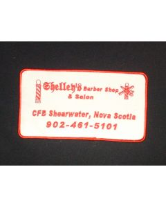469 - Shelley's Barber Shop Patch