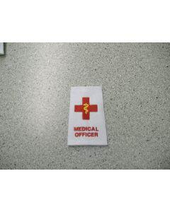 4693 SO18 - Medical Officer Slip-ons