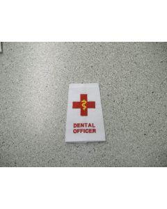 4694 SO18 - Dental Officer Slip-ons