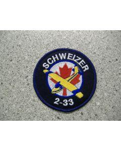 4720 465 A - Schweizer S-33 Patch